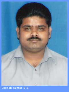 Picture of Lokesh Kumar D.S.