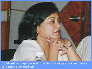 Picture of Dr Shruti Mohapatra.