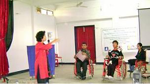 A sensitization programme by Shishu Sarothi
