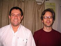 Paul Deany & Michael Szporluk