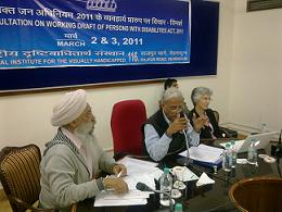 Speakers at the Dehradun Consultation