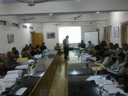 Participants at the Dehradun Consultation
