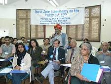 North Zone Consultation in New Delhi on January 29 and 30